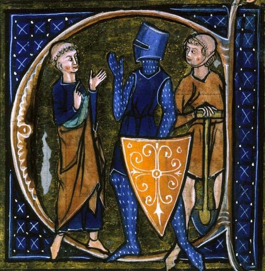 Fiche de synthèse pour l'oral – Société, Église et pouvoir politique dans l'occident féodal  (XIe -XVe siècles)