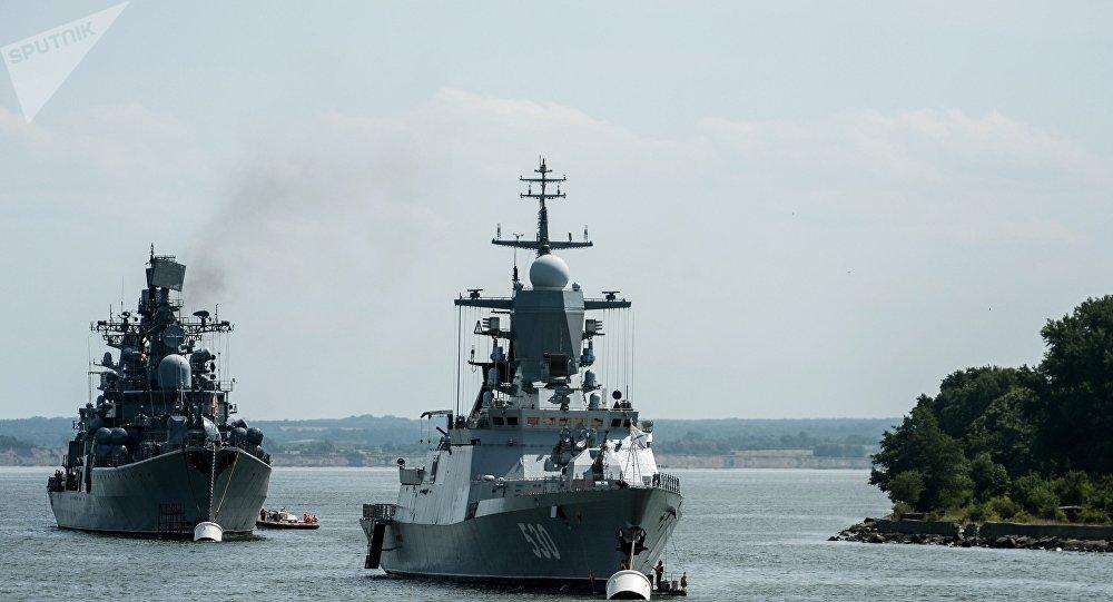 Stratégie. La troisième guerre mondiale commencera-t-elle à Kaliningrad ?