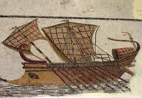 Rome et la conquête du monde méditerranéen, de la première guerre punique à Auguste