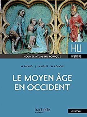 Fiches Chapitres 1 et 2 Le Moyen Âge en Occident (Hachette, 2017)