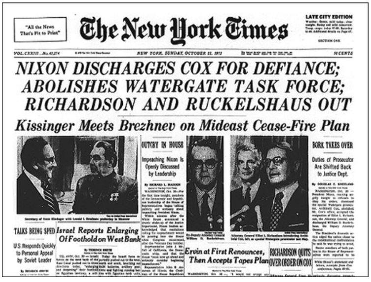 Le Watergate, un délit ordinaire –  Épisode 2
