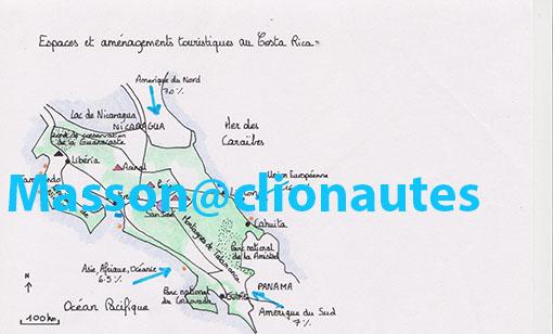 L'éco-tourisme au Costa-rica