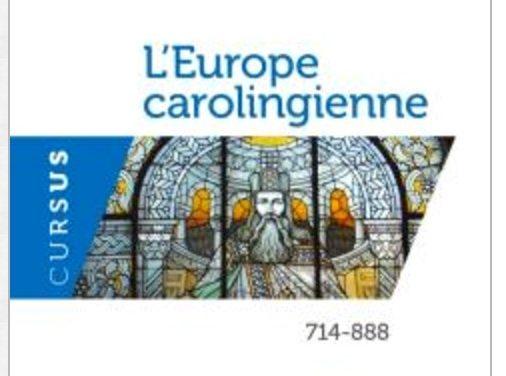 L'Europe carolingienne (714 -888)