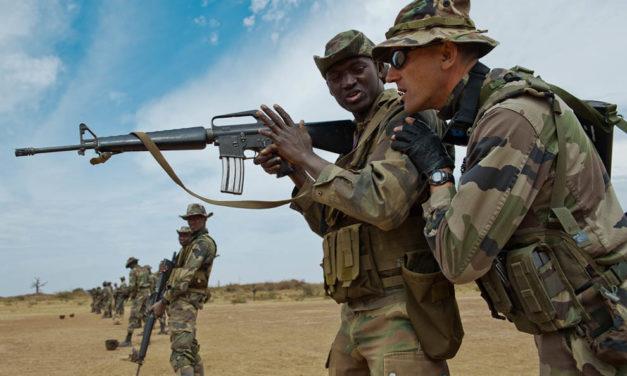 Les armées africaines