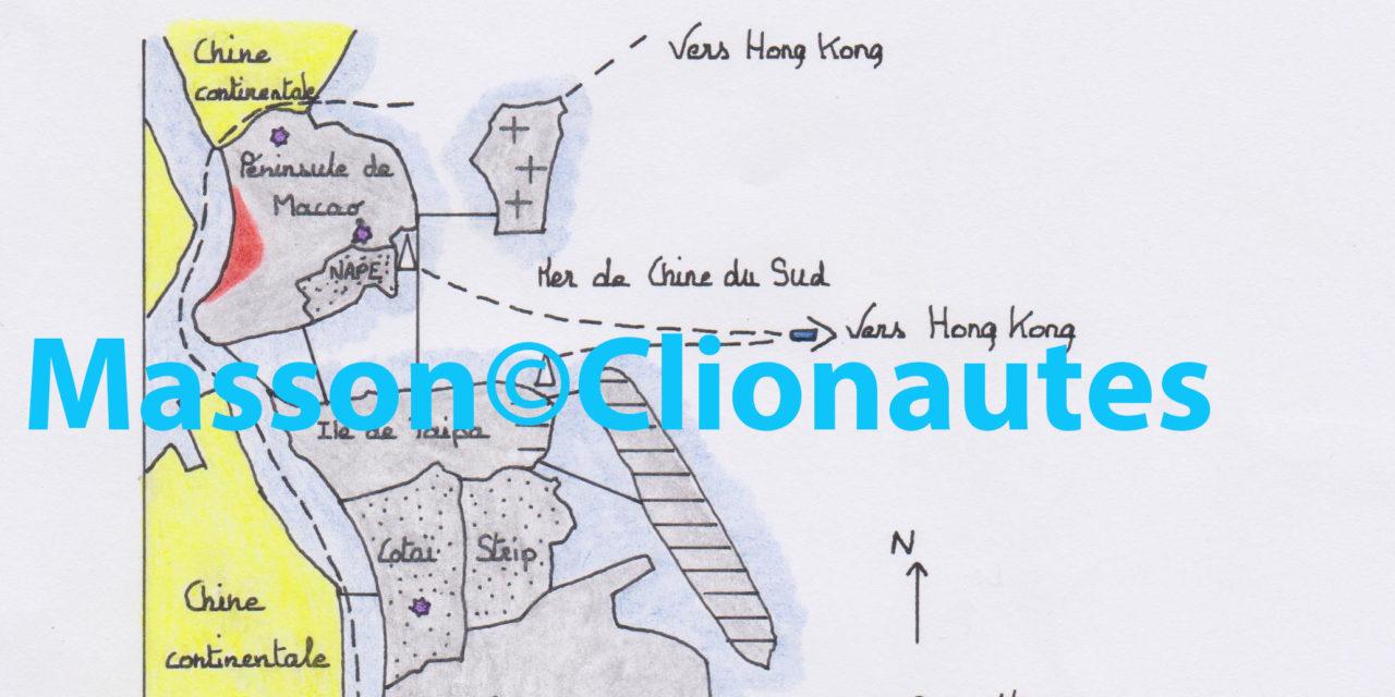 Macao – Un développement urbain lié au secteur touristique des hôtels-casinos
