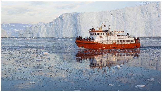 Le tourisme polaire