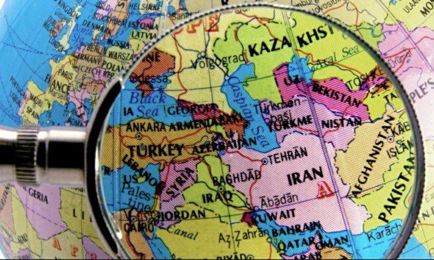 Une chronologie et des fiches sur des évènements clés portant sur le Moyen Orient