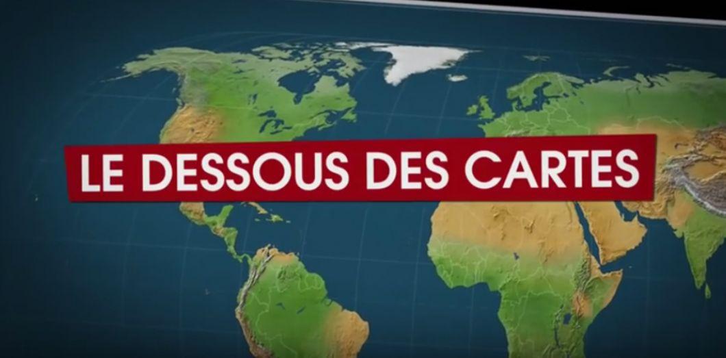 L'Afrique, du Sahel et du Sahara à la Méditerranée vu par le Dessous des cartes