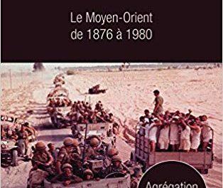 Image illustrant l'article Livre incertain orient Florian Louis de Clio Prépas