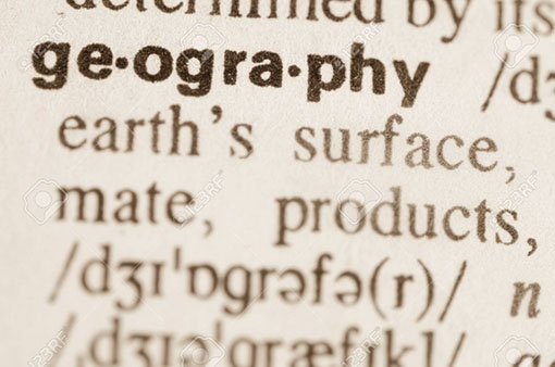 Lexique des termes géographiques pour les concours