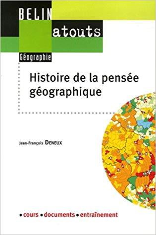 Histoire de la pensée géographique