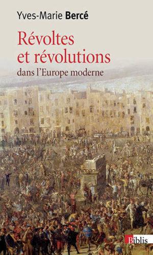 Révoltes et révolutions dans l'Europe moderne