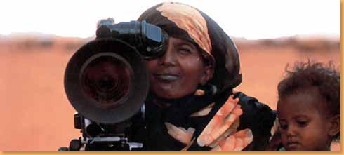 L'Afrique du Sahel et du Sahara à la méditerranée au cinéma