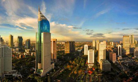 Image illustrant l'article urbanisation Jakarta Indonésie de Clio Prépas