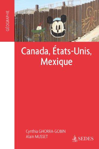 Canada, Etats-Unis, Mexique, chapitre 4 : Les espaces du tourisme en Amérique du Nord