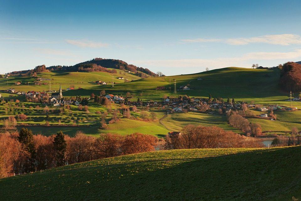 La géographie des espaces ruraux en France