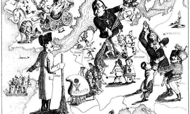 L'Europe entre affirmations nationales et libérales – 1830 – 1848
