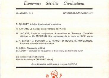 Image illustrant l'article ahess_0395-2649_1977_num_32_6 de Clio Prépas