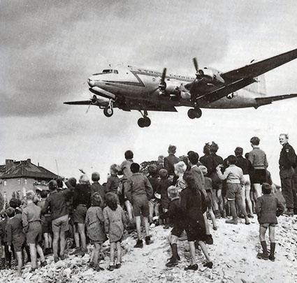 L'EXEMPLE DE BERLIN (1945-1989)