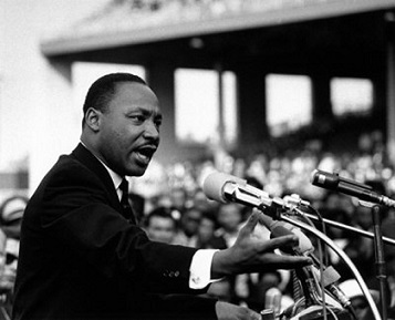 Le discours de Martin Luther King I have a dream, Washington, 28 août 1963