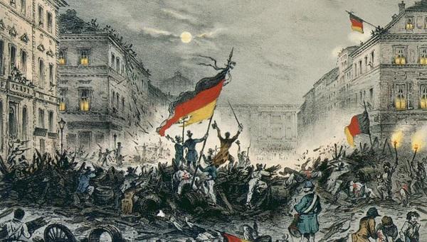 Étude sur la montée des nationalismes et le printemps des peuples en Europe