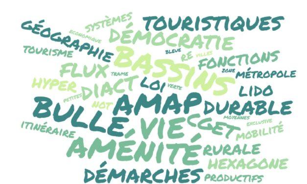 L'attractivité des espaces en France
