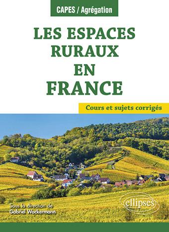 Les conflits d'usage dans les espaces ruraux en France