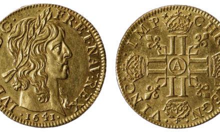Image illustrant l'article Louis_XIII_Gold de Clio Prépas