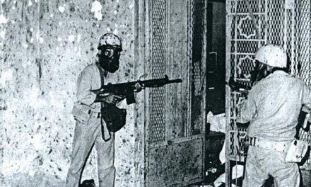 Image illustrant l'article Saudi_soldiers,_Mecca,_1979 de Clio Prépas