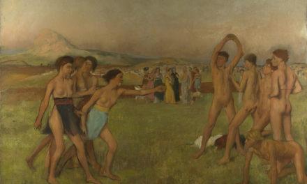Image illustrant l'article Young_Spartans_National_Gallery_NG3860 de Clio Prépas