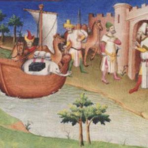 A la recherche de l'or égyptien, les commerçants en Méditerranée médiévale