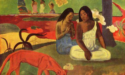 Image illustrant l'article Arearea,_by_Paul_Gauguin de Clio Prépas