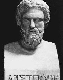 Image illustrant l'article Aristofanes de Clio Prépas