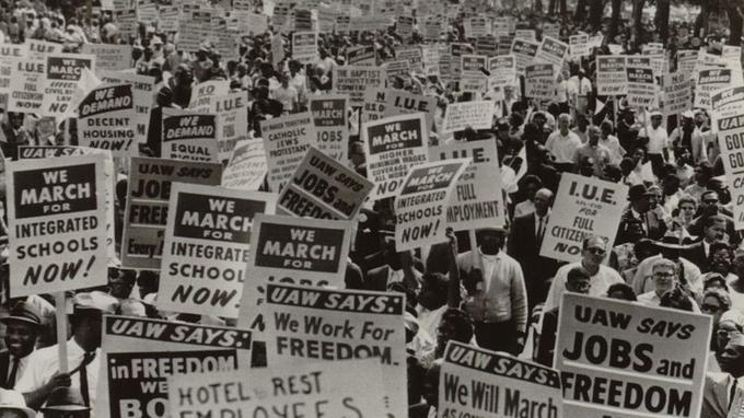 Sixties-Seventies, la contestation aux États-Unis