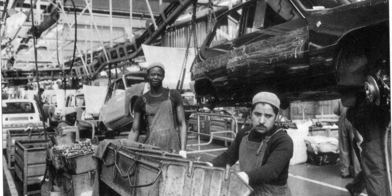 Oral Agrégation Interne : Etre immigré en France (XIX-XXè)