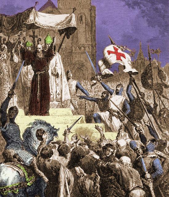 Oral Agrégation Interne : La Première Croisade