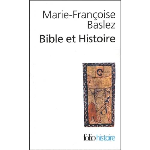 Fiche de synthèse pour l'oral – La Bible, un livre d'histoire ?