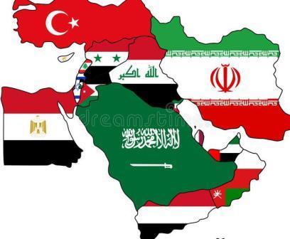 Fiche de préparation à l'oral sur le Moyen Orient