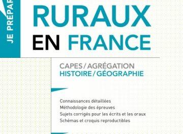 Image illustrant l'article Dunod_Ruraux de Clio Prépas
