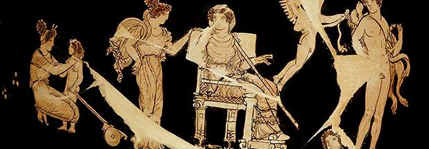 Les liens de parenté dans le monde grec et à Rome