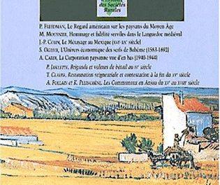 Image illustrant l'article Histoire et societes rurales de Clio Prépas
