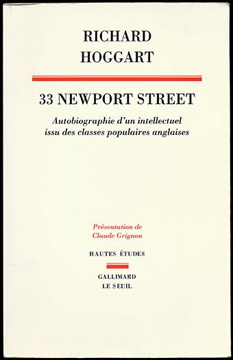 33 Newport Street, Autobiographie d'un intellectuel issu des classes populaires anglaises