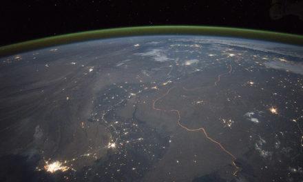 Image illustrant l'article India-Pakistan_Border_at_Night (1) de Clio Prépas