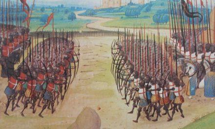 Image illustrant l'article schlacht-von-azincourt de Clio Prépas