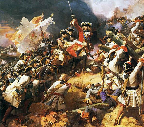 L'État militaro-fiscal en Angleterre et en France, du XVIIème au XVIIIème siècle