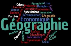 Enseigner la géographie économique – Historiographie