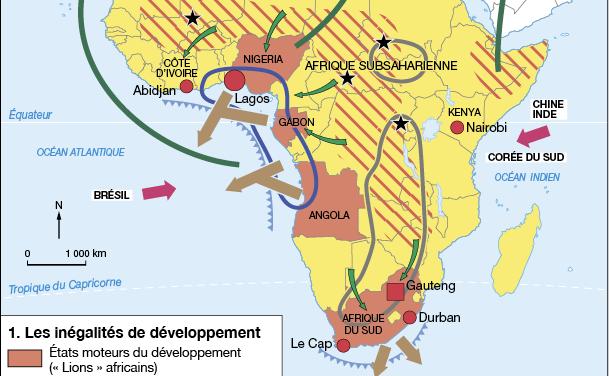 Le Maroc entre l'Afrique et l'Europe- Les nouveaux enjeux