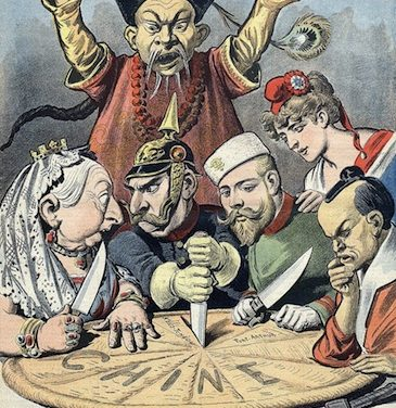 La Chine, du traité de Nankin à la proclamation de la république populaire (1842-1949)