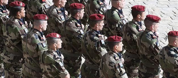 Le quotidien des soldats