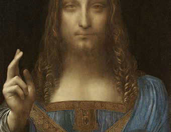 Image illustrant l'article Leonardo_da_Vinci,_Salvator_Mundi,_c.1500,_oil_on_walnut,_45.4_×_65.6_cm de Clio Prépas
